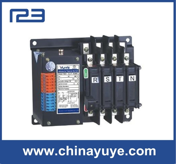 Yeq1-63 Mcb/dual Power Automatic Transfer Switch/automatic ...