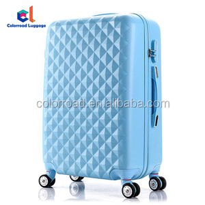 2017 High Quality ABS/PC Luggage Hard Suitcase Colourful Travel Trolley Luggage Bags Travel luggage sets ABS/PC bags