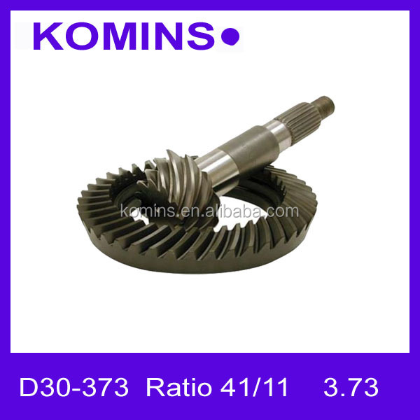 76386x D30-373 3.73 Ratio 41-11 Teeth Motive Gear Standard Crown ...
