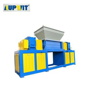 plastic waste shredder machine for sale with high quality