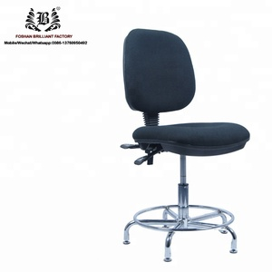 wholesale distributors rolling secretary Mesh chair for sewing machine BF-8997A-1
