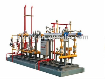 Natural Gas Pressure Regulating Station - Buy Natural Gas Pressure  Regulating,Pressure Reducing Station Product on Alibaba com