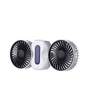 USB Mini Fan,YISDEA Couples mini fan,Sound-free design Desktop Fan,Portable USB Fan,3 Speed Adjustable,USB Cooling Fan,Cooler Fan,Folding Rechargeable Mini fan