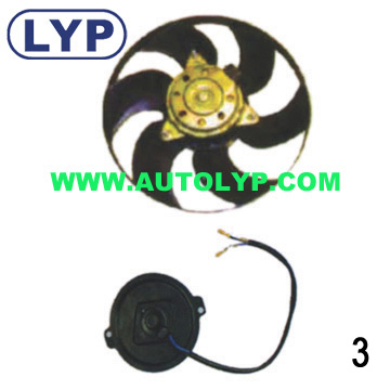 Radiator Fan for Volvo
