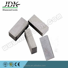 High Cobalt GangSaw Segments for Turkey Travertine Cutting Carbide Tips