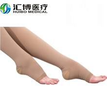 knee High 23-32 MMHG Medical open toe Compression Hosiery
