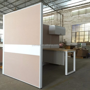 Modern Office Furniture Manager Cubicle Workstation Desk For Tall People