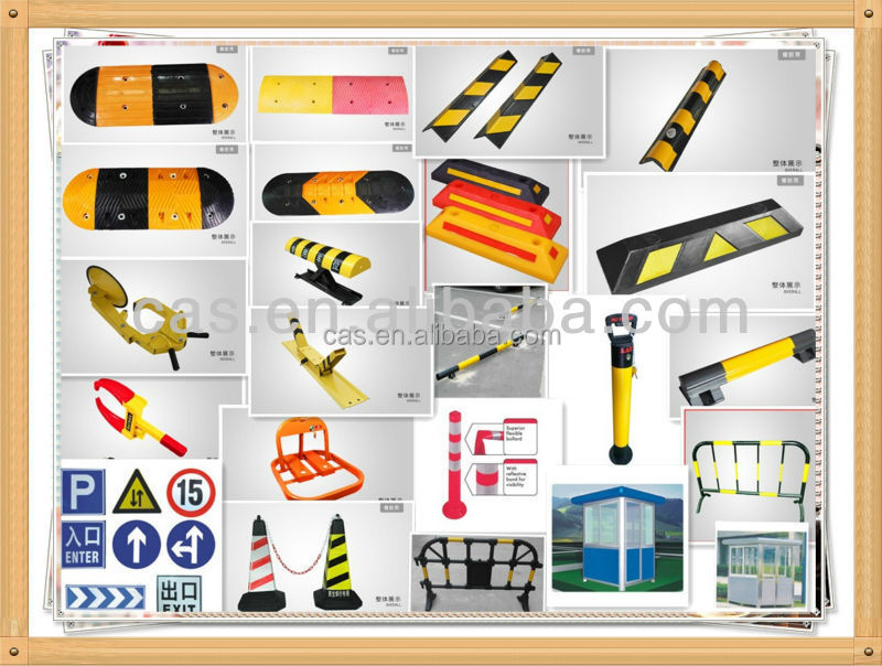 CAS road safety products / Traffic safety equipment /car parking