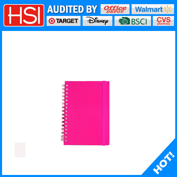Order custom paper notebook