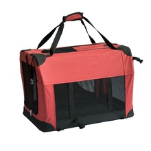 Luxe Airline Goedgekeurd Transparante Hot Koop <span class=keywords><strong>Hond</strong></span> Producten Zachte Pet Travel Carrier