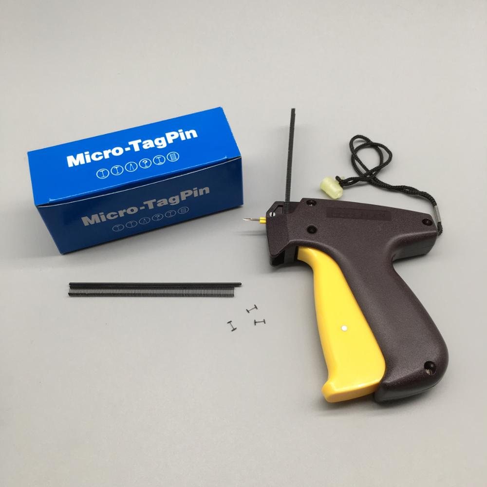 Micro security tag remover gun con lama ago