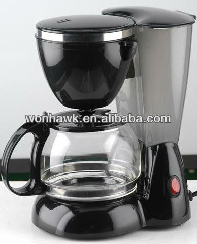 mini portable water drip espresso coffee maker