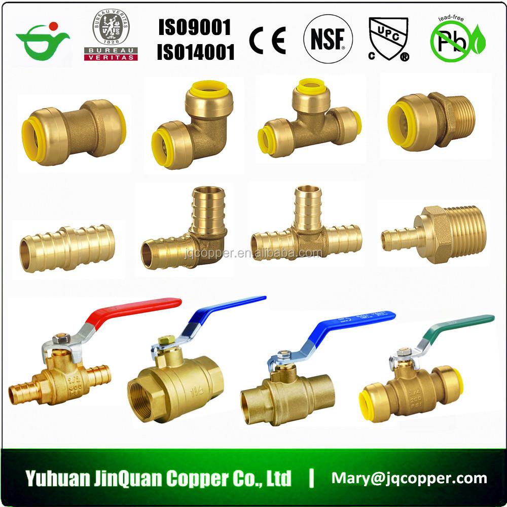 Brass Types Plumbing Joint Materials Buy Plumbing