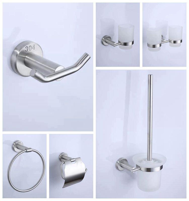 accessori » accessori bagno acciaio satinato - galleria foto delle ... - Arredo Bagno In Acciaio Inox