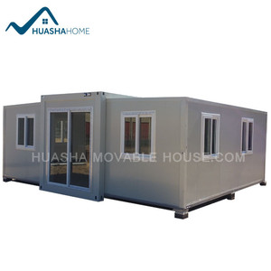 Prefab luxury kit living homes made in China