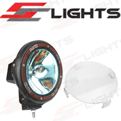 9INCH 55W 12V 24V HID XENON KITS WORK LIGHT SPOT FLOOD LIGHT