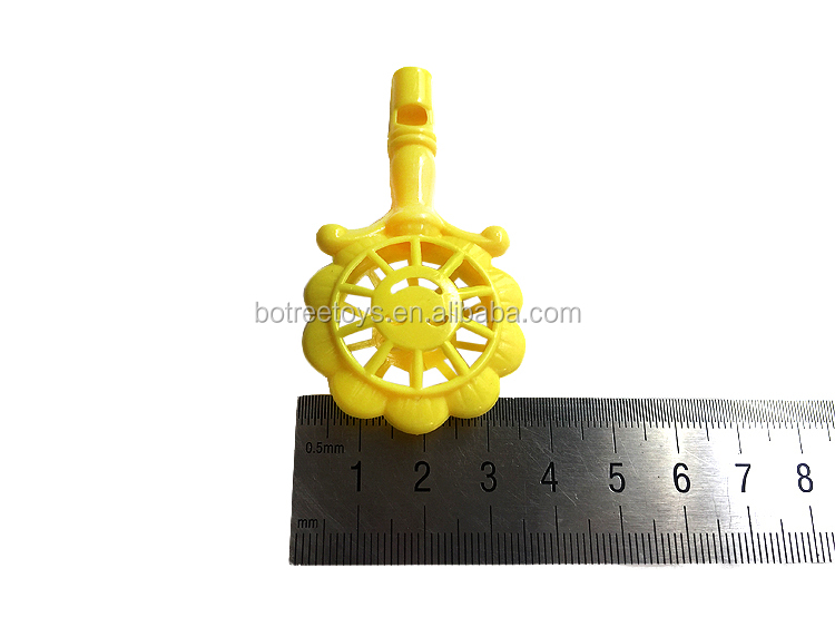 Wholesale Plastic Sunflower Whistle Toy for Kids