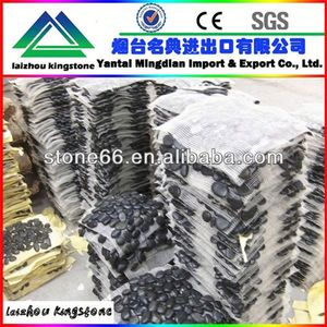 SGS Inspection and CE garden beach pebbles factory sales