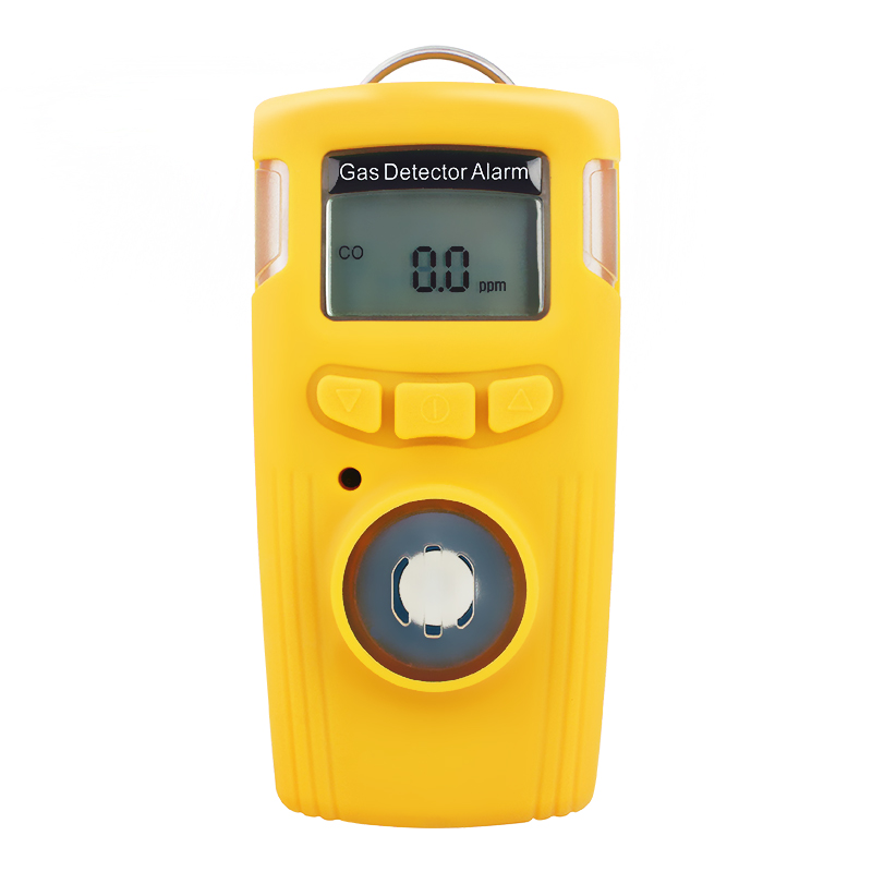 Mini portable high Accuracy Gas Analyzers  alarm function