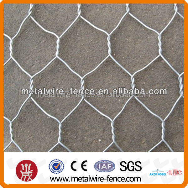 double twisted hexagonal wire mesh