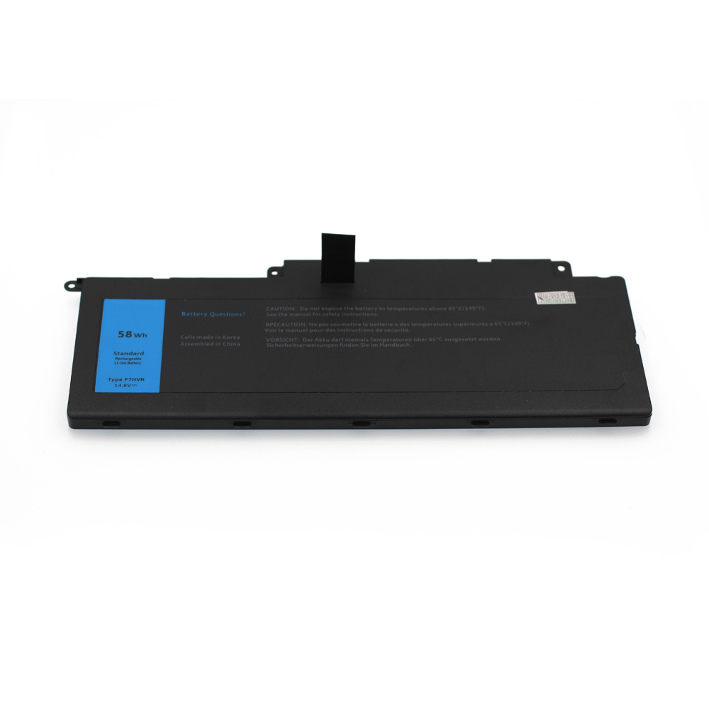 New F7HVR laptop battery For Dell Inspiron 15 7537 17 7737 G4YJM 062VNH T2T3J