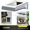 Waterproof Solar Motion Sensor Light for energy saving