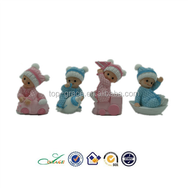 New Wholesale Polyresin Baby Shower Figurines Decoration Gifts Buy