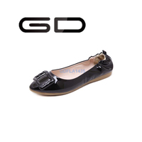 China Manufacture Casual Private Label Handcraft Women Shoes Flat ...