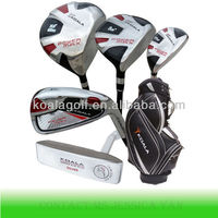 2019 High quality Hot Sale most popular carbon fiber golf clubs