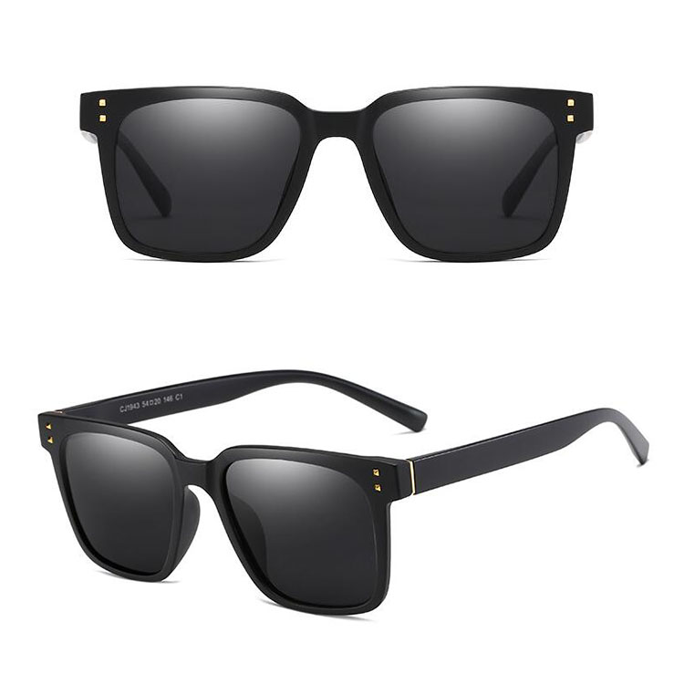 2019 fashion luxury 한국어 디자이너 HD polarized TAC uv400 lens driving 반영 men women TR90 선글라스 CJ1943 in stock