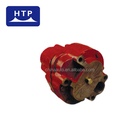 best quality hydraulic spare parts Front pump for Belaz 7555-1704010 23kg