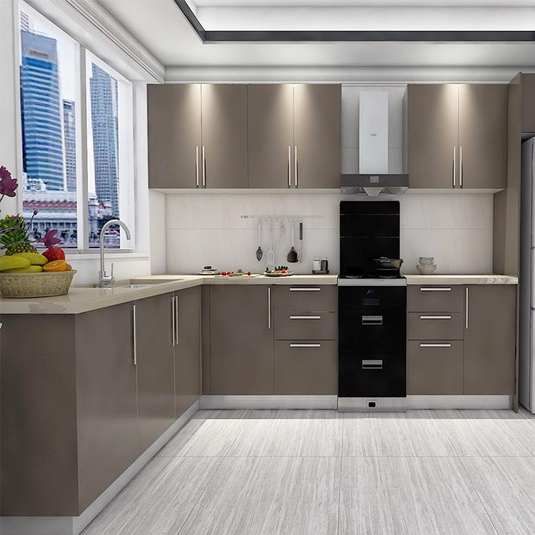 Venta al por mayor hacer muebles de cocina-Compre online los ...