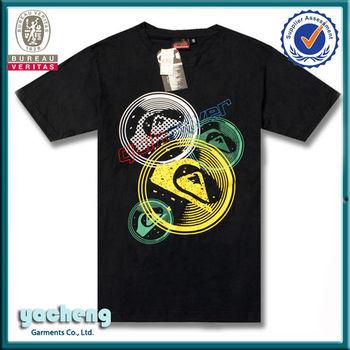 High Quality Organic Cotton T Shirt Custom Design T Shirt