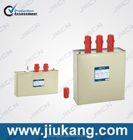Cylindrical type 10kvar capacitor various types of capasitors