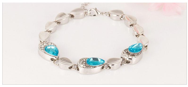 fashion fancy silver hand chain bracelet for girls buy