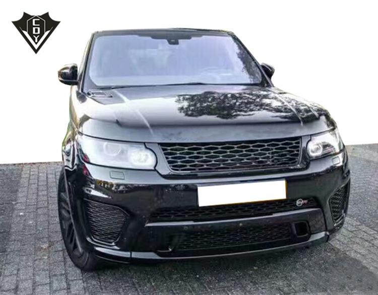 Range Rover Svr Price >> Pp Body Kit For Range Rover Svr In Stock Cheap Price Hot Selling Range Rover Parts Buy Range Rover Parts Body Kit For Range Rover Svr Body Kit