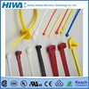 Top supplier nylon releasable zip tie with certificate fine workmanship