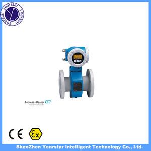 Endress Hauser/ Electromagnetic flowmeter Proline Promag 55S/water flowmeter