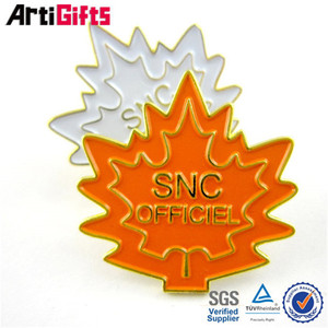 Artigifts company professional state trading pin