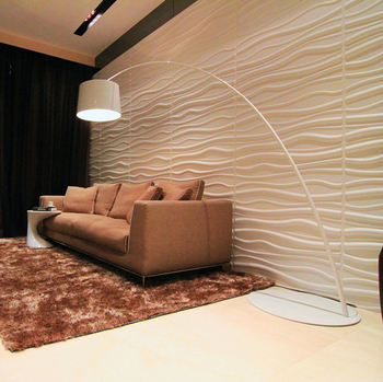 Indoor House Decoration Paintable 3d Wall Art Panels For Wall And ...