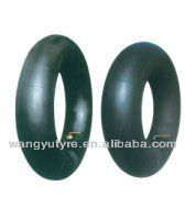 Semi truck tire inner tube made of natural rubber suppllied by Chinese tire manufacturer