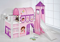 HIGH SLEEPER Childrens bed bunk bed cabin bed Dora the Explorer