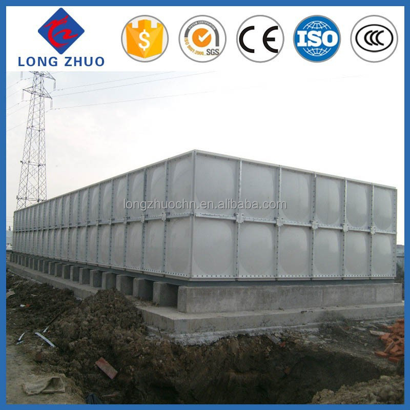 Sectional Grp Water Tank/ Excellent Quality Sectional Grp Water Tank