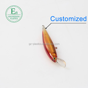 High Quality hard body fishing bait mold with injection Customized