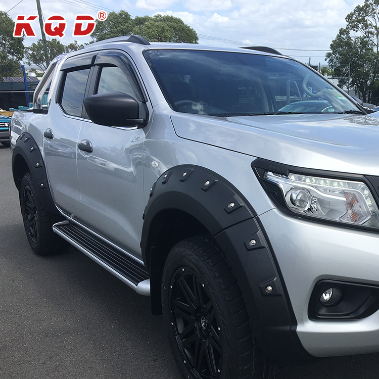 4x4 body kit wheel arch fender flares accessories fender flares for nissan navara np300 2016