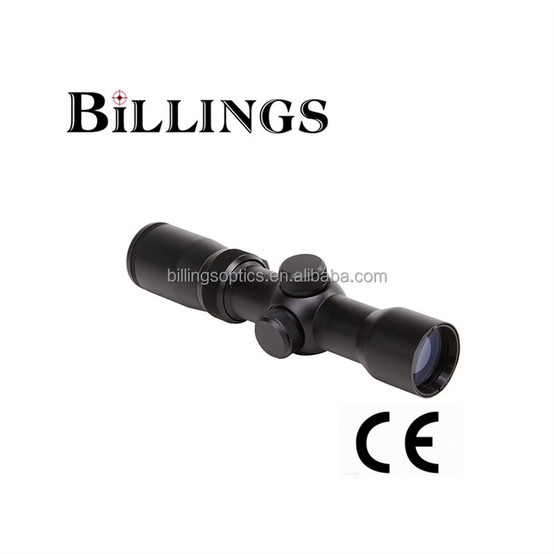 30mm Tube Professional Sniper Compact Hunting Rifle Scope HC30 1.5-5X32 With Light Weight