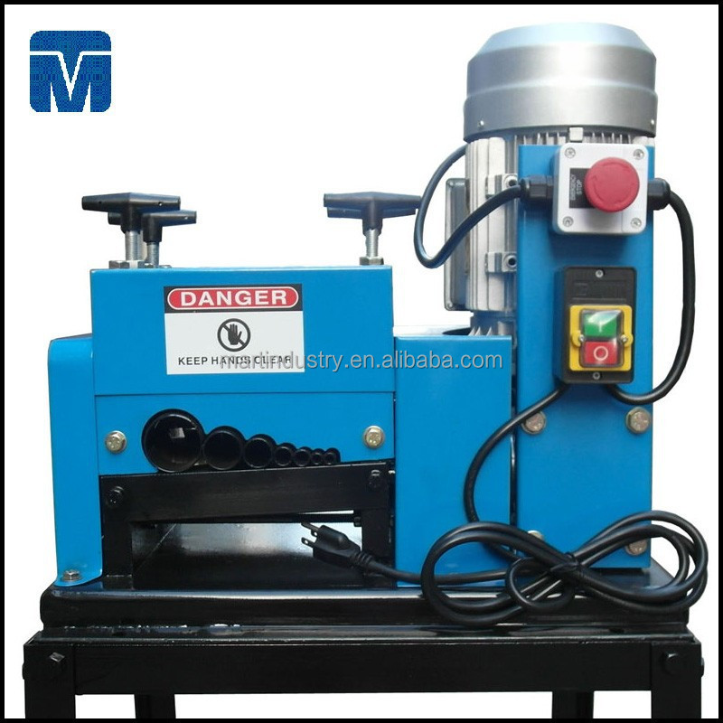 Hot Sale Ce Approved Electric Cable Stripping Machine Scrap Copper ...