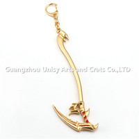 Keychain Type and Metal,metal Material Key Holder axe keychain