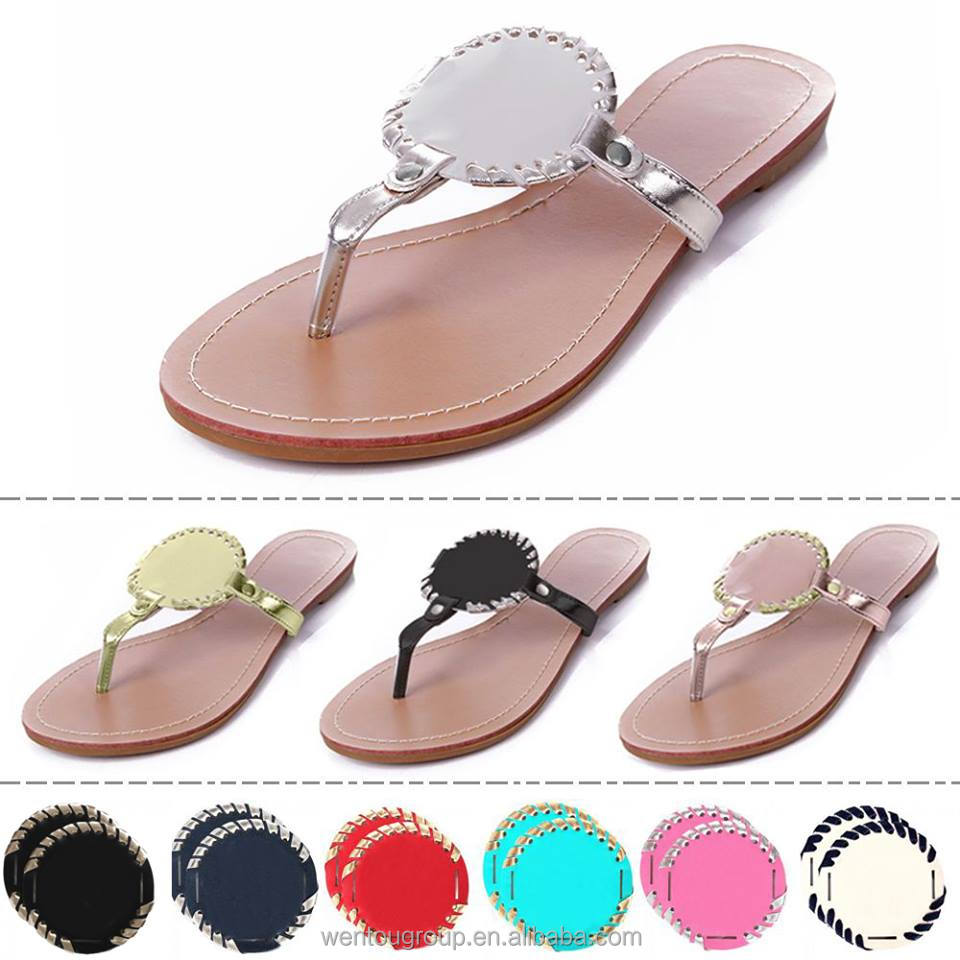 Sandals and shoes wholesale - Monogram Disc Sandals Wholesale Monogram Disc Sandals Wholesale Suppliers And Manufacturers At Alibaba Com