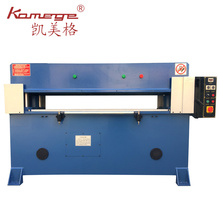 XD-150 Kamege Precision Four-column Plane Hydraulic Leather Cutting Machine